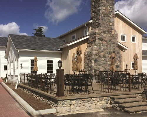 Region 6 - White Horse Inn Redevelopment (Village of Metamora) 2014