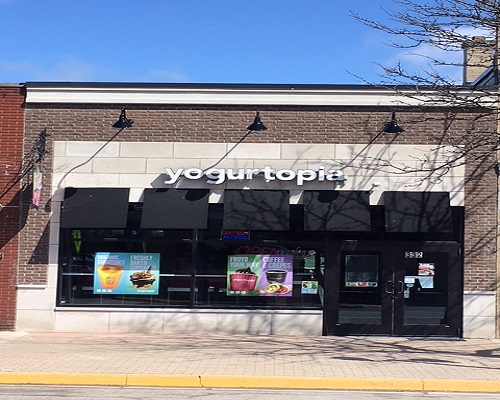Region 9 - Yogurtopia Facade (Brighton) 2016