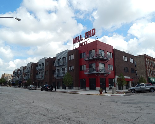 Region 5 - Mill End Lofts (Bay City) 2013