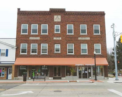 Region 4 - Downtown Facade Improvements (Plainwell) 2014
