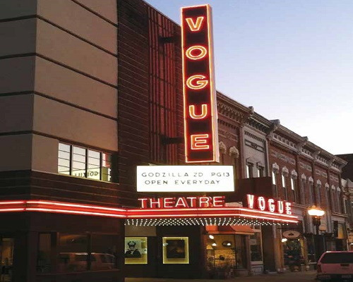 Region 2 - Vogue Theatre (Mainstee) 2013