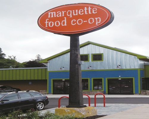 Region 1 - Marquette Food Co-op (Marquette) 2014