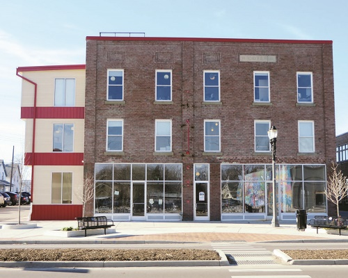 Region 7 - Tom Arnold Redevelopment (Lansing) 2014