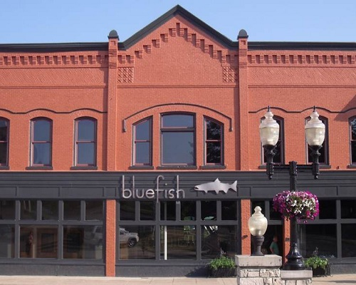 Region 2 - Blue Fish Grill (Manistee) 2013